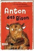 Cover-Bild zu Anton das Bison von Beauchesne, Lou