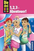 Cover-Bild zu Die drei !!!, 1,2,3 Abenteuer von Wich, Henriette