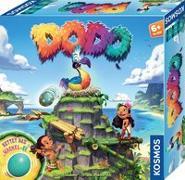 Cover-Bild zu Dodo - Rettet das Ei! von Bebenroth, Frank