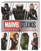 Cover-Bild zu MARVEL Studios Lexikon der Superhelden von Adam, Bray