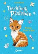 Cover-Bild zu Tierklinik Pfötchen 3 - Kleiner Fuchs in Not von Daniels, Lucy