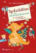 Cover-Bild zu Spekulatius der Weihnachtsdrache von Goldfarb, Tobias