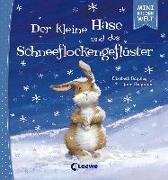 Cover-Bild zu Mini-Bilderwelt - Der kleine Hase und das Schneeflockengeflüster von Baguley, Elizabeth