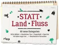 Cover-Bild zu Statt Land Fluss von riva Verlag