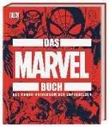Cover-Bild zu Das MARVEL Buch von Wiacek, Stephen