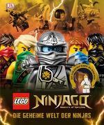 Cover-Bild zu LEGO® NINJAGO®. Die geheime Welt der Ninjas