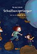 Cover-Bild zu Schattenspringer von Schreiter, Daniela