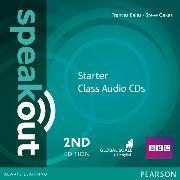Cover-Bild zu Speakout 2nd Edition Starter Class Audio CD von Eales, Frances