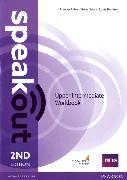 Cover-Bild zu Speakout 2nd Edition Upper Intermediate Workbook without key von Harrison, Louis