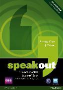 Cover-Bild zu Speakout Pre-intermediate Students' Book (with DVD / Active Book) & MyLab von Wilson, J J