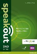 Cover-Bild zu Speakout 2nd Edition Pre-intermediate Coursebook with DVD Rom & MyEnglishLab von Wilson, JJ