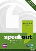 Cover-Bild zu Speakout Pre-intermediate Workbook (with Key) and Audio CD von Clare, Antonia