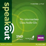 Cover-Bild zu Speakout 2nd Edition Pre-intermediate Class Audio CD von Clare, Antonia