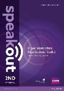 Cover-Bild zu Speakout Upper Intermediate 2nd Edition Flexi Students' Book 2 Pack von Wilson, J J
