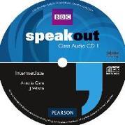 Cover-Bild zu Speakout Intermediate Class Audio CD von Clare, Antonia