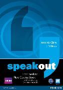 Cover-Bild zu Speakout Intermediate Flexi Course Book 1 von Clare, Antonia