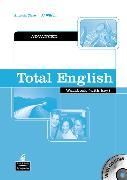 Cover-Bild zu Advanced: Total English Advanced Workbook and CD-Rom Pack - Total English von Clare, Antonia