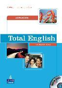 Cover-Bild zu Advanced: Total English Advanced Students Book and DVD Pack - Total English von Wilson, J J