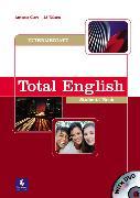 Cover-Bild zu Intermediate: Total English Intermediate Level Students' Book and DVD - Total English von Wilson, J J