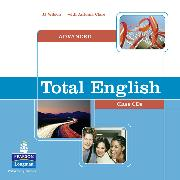 Cover-Bild zu Advanced: Total English Advanced Class CDs - Total English von Clare, Antonia