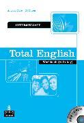 Cover-Bild zu Intermediate: Total English Intermediate Level Workbook with key and CD-Rom self-study pack - Total English von Clare, Antonia