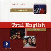 Cover-Bild zu Intermediate: Total English Intermediate Level Class CDs - Total English von Clare, Antonia