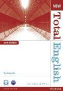 Cover-Bild zu New Total English Advanced Workbook (no Key) and Audio CD von Clare, Antonia