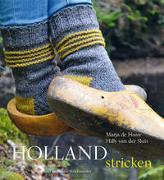 Cover-Bild zu Holland stricken von de Haan, Marja