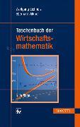 Cover-Bild zu Taschenbuch der Wirtschaftsmathematik von Eichholz, Wolfgang