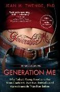 Cover-Bild zu Twenge, Jean M.: Generation Me - Revised and Updated