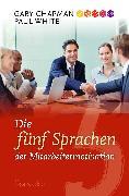 Cover-Bild zu Die fünf Sprachen der Mitarbeitermotivation (eBook) von Chapman, Gary