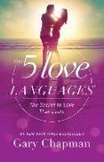 Cover-Bild zu The 5 Love Languages von Chapman, Gary