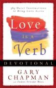 Cover-Bild zu Love is a Verb Devotional (eBook) von Chapman, Gary