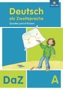 Cover-Bild zu Deutsch als Zweitsprache - Sprache gezielt fördern A. Ausgabe 2011. Arbeitsheft von Babbe, Karin