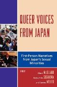 Cover-Bild zu McLelland, Mark (Hrsg.): Queer Voices from Japan