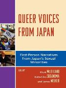 Cover-Bild zu Mclelland, Mark (Hrsg.): Queer Voices from Japan (eBook)