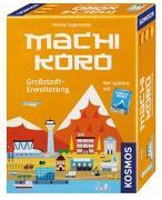 Cover-Bild zu Suganuma: Machi Koro - Großstadterweiterung