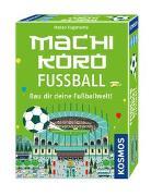 Cover-Bild zu Suganuma, Masao: Machi Koro Fußball