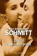 Cover-Bild zu Schmitt, Eric-Emmanuel: Journal d'un amour perdu