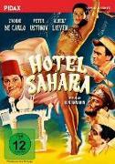 Cover-Bild zu Peter Ustinov (Schausp.): Hotel Sahara