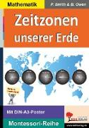 Cover-Bild zu Smith, Peter: Zeitzonen unserer Erde