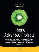 Cover-Bild zu Bondo, Joachim: iPhone Advanced Projects
