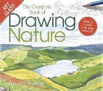 Cover-Bild zu Barber, Barrington: Art Class: The Complete Book of Drawing Nature: How to Create Your Own Artwork