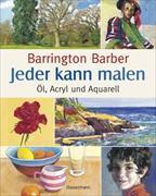 Cover-Bild zu Barber, Barrington: Jeder kann malen