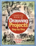 Cover-Bild zu Barber, Barrington: Complete Book of Drawing Projects