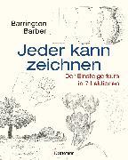 Cover-Bild zu Barber, Barrington: Jeder kann zeichnen (eBook)