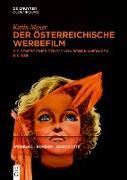 Cover-Bild zu Moser, Karin: Der österreichische Werbefilm (eBook)