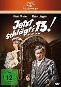Cover-Bild zu Theo Lingen (Schausp.): Jetzt schlägt's 13 (Es schlägt 13)