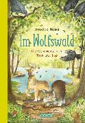 Cover-Bild zu Moser, Annette: Im Wolfswald - Die Geschichte von Tara und Lup (eBook)