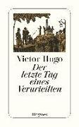 Cover-Bild zu Hugo, Victor: Der letzte Tag eines Verurteilten